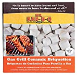 Mr Bar B Q 06000X Gas Grill Ceramic Briquettes