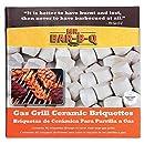 Mr Bar B Q 06000X Gas Grill Ceramic Briquettes