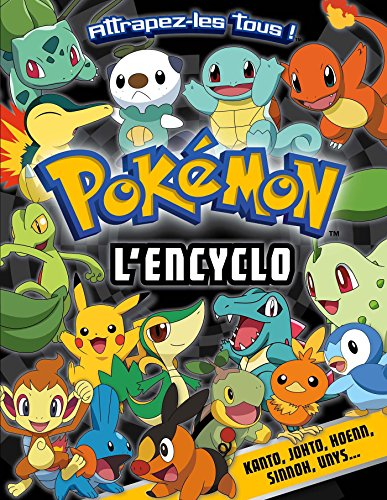 Pokémon, l'encyclo