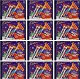 12 x Cadbury Christmas 5 Piece Treat Size Selection Pack Cadbury Chocolate