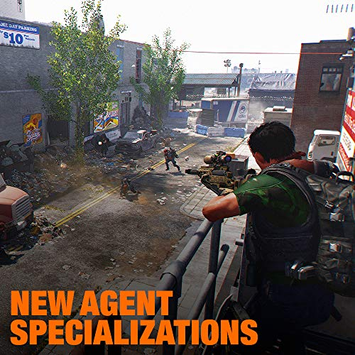 Tom Clancy's The Division 2- XboxOne ゲーム画面スクリーンショット2