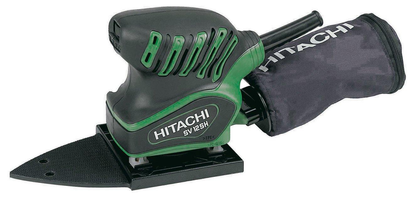 Hitachi SV 12SH Schwingschleifer Deltaform  BaumarktÜberprüfung und Beschreibung