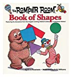The Romper Room book of shapes (0385183151) by Anastasio, Dina