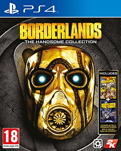 Borderlands the handsome collection- ps4 nuovo ITALIANO INCLUSO