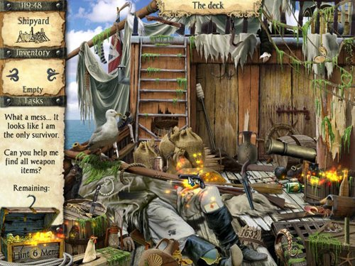Adventures of Robinson Crusoe  galerija