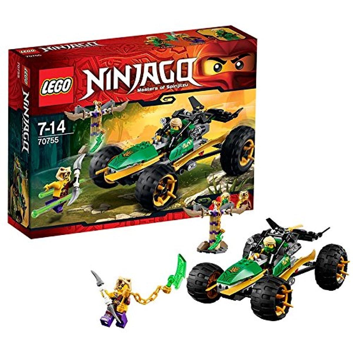 [해외] 레고 (LEGO) 닌자고 정글 레이서 70755 (2015-03-20)