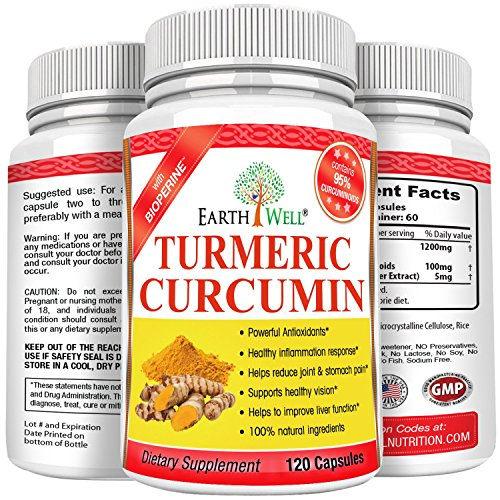 Curcumin: SIDE EFFECTS and WARNINGS