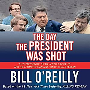 The Day the President Was Shot Audiobook