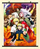 1 X Naruto Fabric Wall Scroll Poster 16*24 Inches
