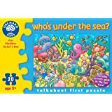 Orchard Toys Who's Under the Sea?by Orchard Toys