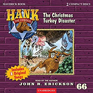 The Christmas Turkey Disaster Audiobook