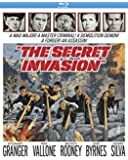 The Secret Invasion (1964) [Blu-ray]