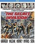 The Secret Invasion (1964) [Blu-ray]