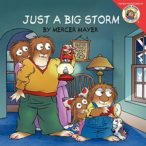 Little Critter: Just a Big Storm