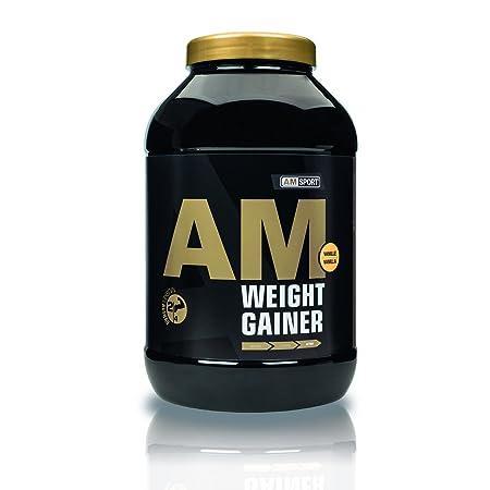 AM SPORT - HCC WEIGHT GAINER - Geschmack: Vanille - 3500g