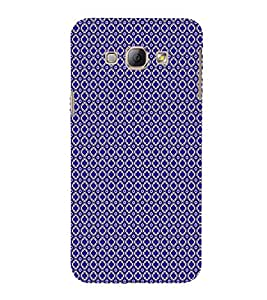 EPICCASE perplexed Mobile Back Case Cover For Samsung Galaxy A8 (Designer Case)