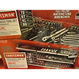 Craftsman 309-Piece Mechanics Tool Set, # 41309