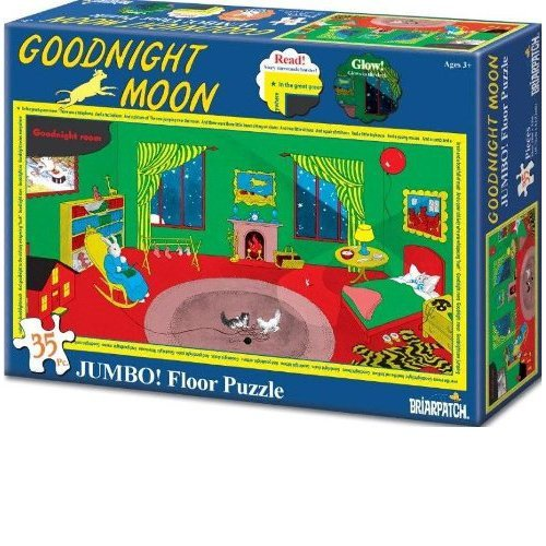 Cheap Fun Briarpatch Goodnight Moon Glow 35 Piece Floor Puzzle (B001TQQMY2)