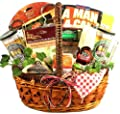Grill Master Fathers Day Gift Basket