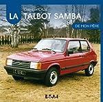 La Talbot Samba de mon p�re