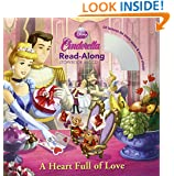 Cinderella A Heart Full of Love Read-Along Storybook and CD