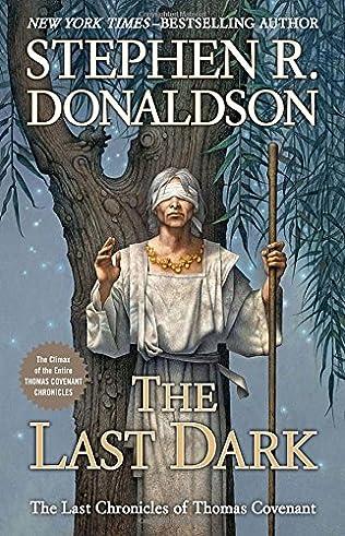 book cover of The Last Dark