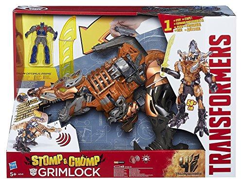 Hasbro Transformers Age of Extinction Stomp and Chomp Grimlock Figure