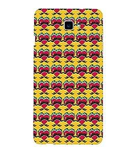 EPICCASE freaky hearts Mobile Back Case Cover For LeEco Letv Le 2 (Designer Case)