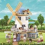 シルバニアファミリー フィールド ビュー ミル Field View Mill UK版 [並行輸入品]