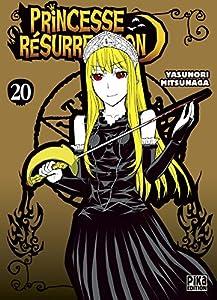 Princesse Résurrection Edition simple Tome 20