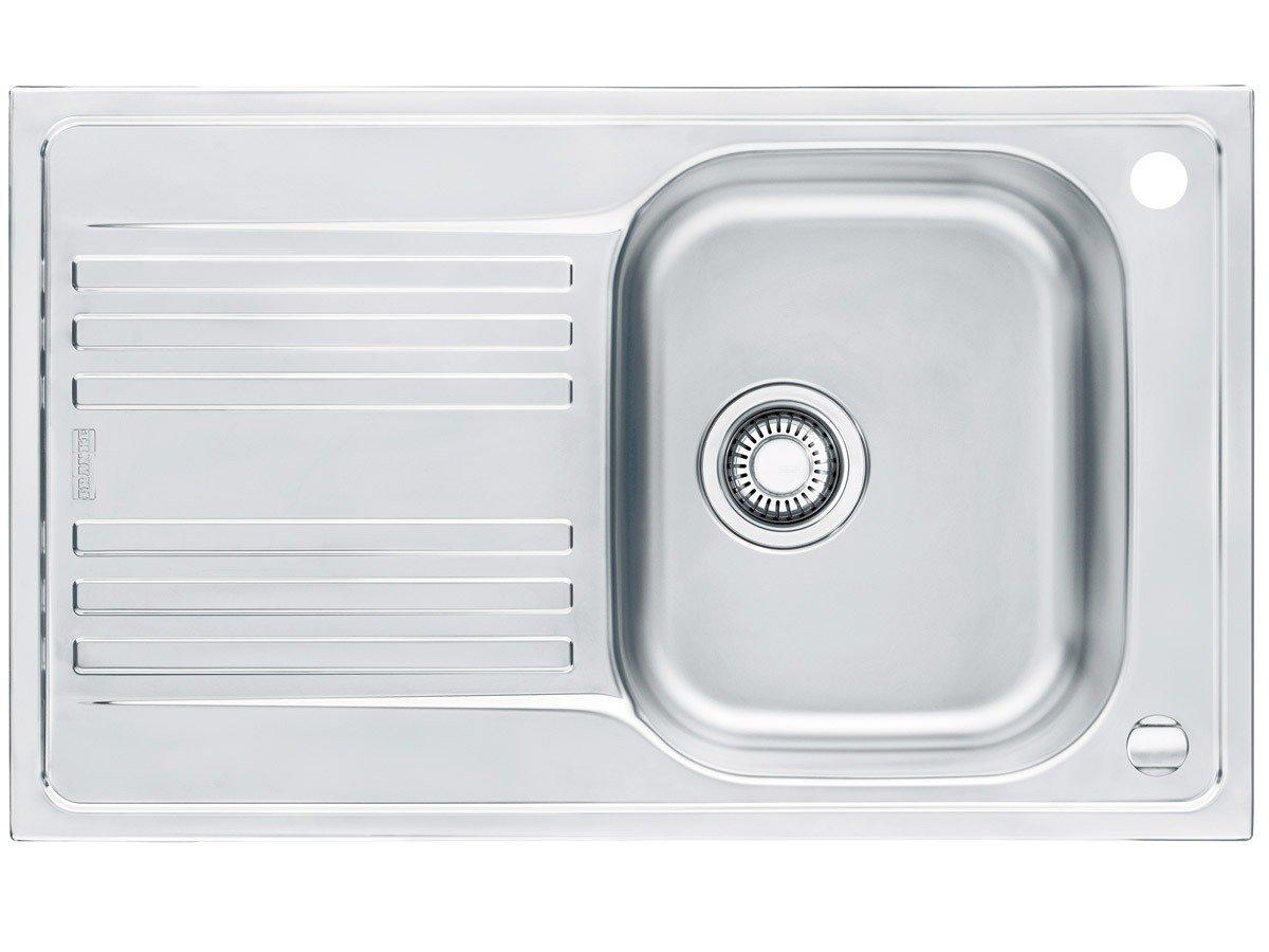 Franke Euroform EFX 611 Edelstahlspüle glatt Spülbecken Küchenspüle Einbauspüle  BaumarktKundenbewertung: