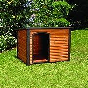 Precision Pet Outback Log Cabin Dog House