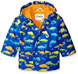 Hatley Boys Rain Coat -Crazy Chameleons-impermeable Niños    Multicolor Multicolor (Blue) 5 años