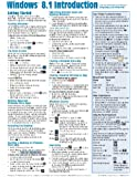 Windows 8.1 Quick Reference Guide: Introduction (Cheat Sheet of Instructions, Tips & Shortcuts - Laminated)