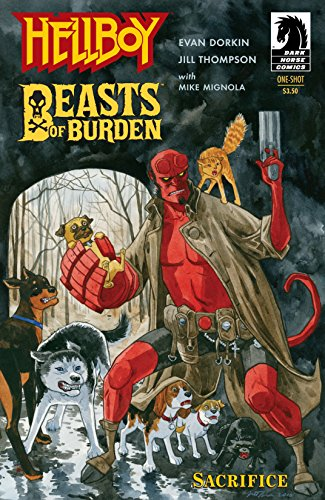 Hellboy/Beasts of Burden: Sacrifice #1 (Hellboy Vol. 1) PDF