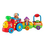 Fisher-Price Laugh and Learn Puppys Smart Train