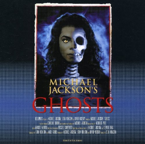 Ghosts  [Import] (Video CD) [Single] / Michael Jackson (Video CD - 2001)