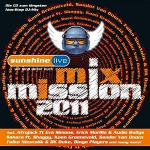 Sunshine Live Mix Mission 2011