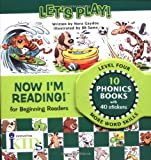 Now I'm Reading: Let's Play!-Level 4 More Word Skills