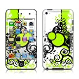 Apple iPod Touch 4th gen skin - Simply Green - High quality precision engineered skin sticker wrap for the iPod Touch 4 / 4G (8gb / 16gb / 32gb / 64gb) launched in 2010 / 2011