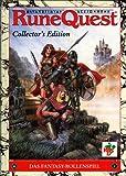 RuneQuest Collector's Edition: Das Fantasy-Rollenspiel (German Edition) (3927903019) by Steve Perrin