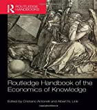 img - for Routledge Handbook of the Economics of Knowledge book / textbook / text book