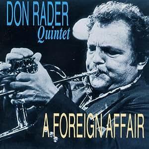 Don Rader Quintet - Polluted Tears