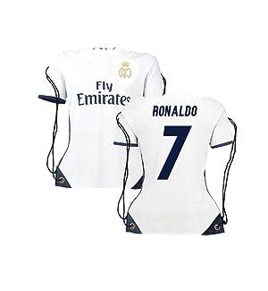 CR7 Christiano Ronaldo Kids Soccer Jersey Set - Ronaldo  7 Youth Jersey  shirt + Shorts ... 1c4572335