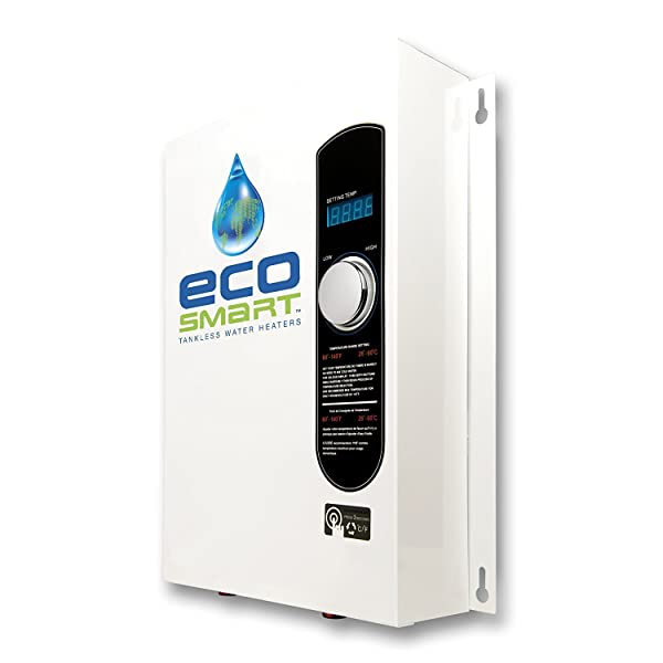 Ecosmart ECO 18 Electric Tankless Water Heater, 18 KW at 240 Volts