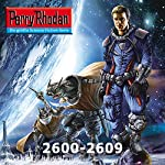 Perry Rhodan 2600-2609 (Perry Rhodan Neuroversum-Zyklus 1) | Uwe Anton,Leo Lukas,Michael Marcus Thurner,Wim Vandemaan,Verena Themsen,Hubert Haensel