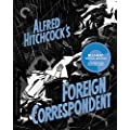 Criterion Collection: Foreign Correspondent [Blu-ray] [Import]