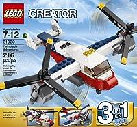 LEGO Creator 31020 Twinblade Adventures by LEGO Creator