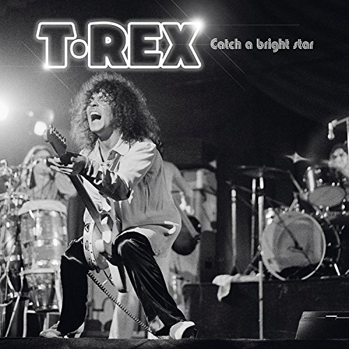 Vinilo : T. Rex - Catch A Bright Star (live In Cardiff) (Clear Vinyl)
