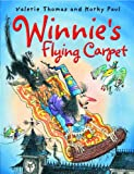 Valerie Thomas Winnie's Flying Carpet (paperback and CD)